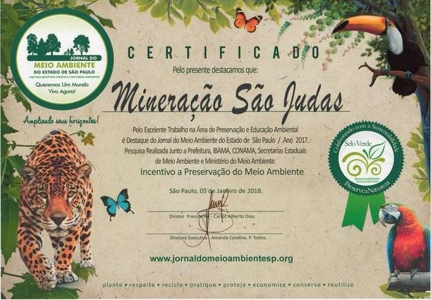 Incentivo a Preservação do Meio Ambiente